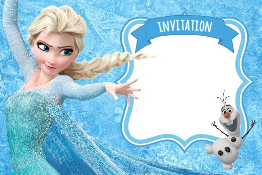 Organiser une fête Reine des Neiges