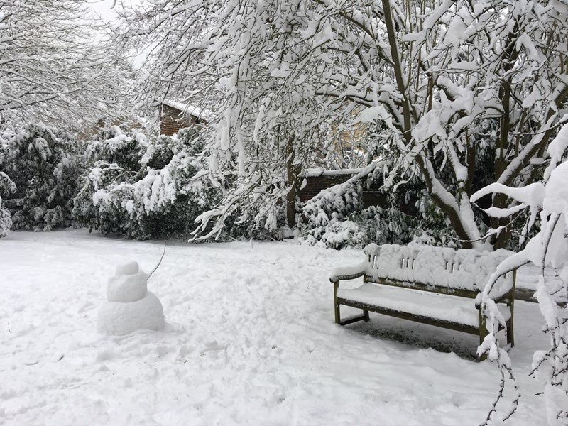Les 10 trucs trop bien qu'on peut faire sous la neige