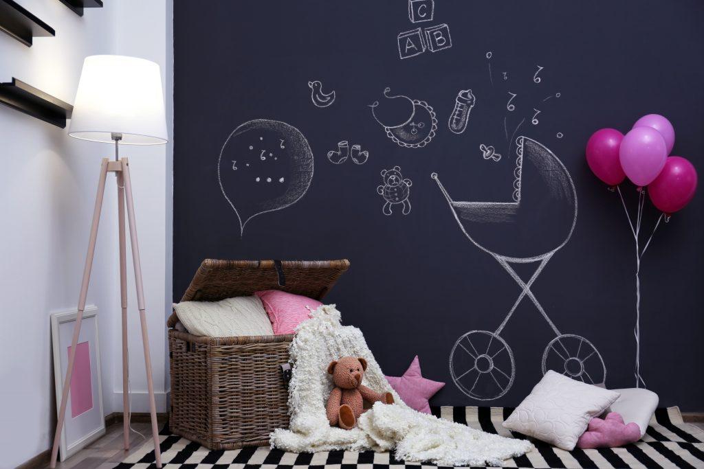 éclairage chambre enfant ou bébé