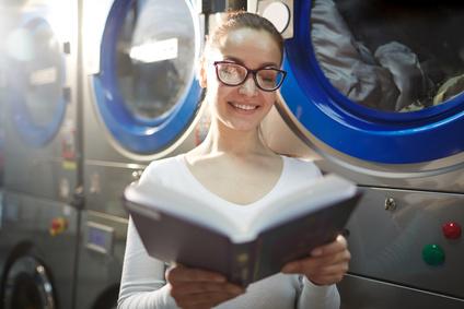 Découvrir les joies du lavomatic quand on devient un étudiant indépendant