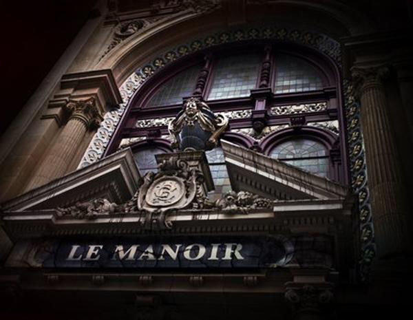 Halloween au Manoir de Paris