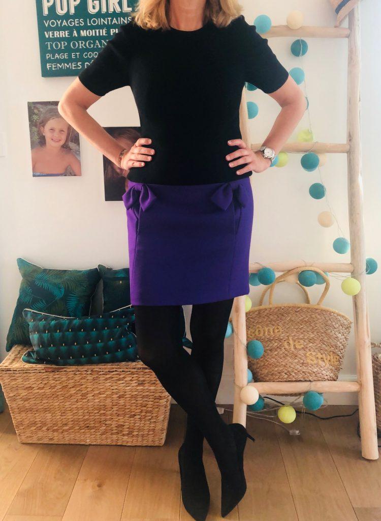 Comment moderniser un look avec une robe ou une jupe ?
