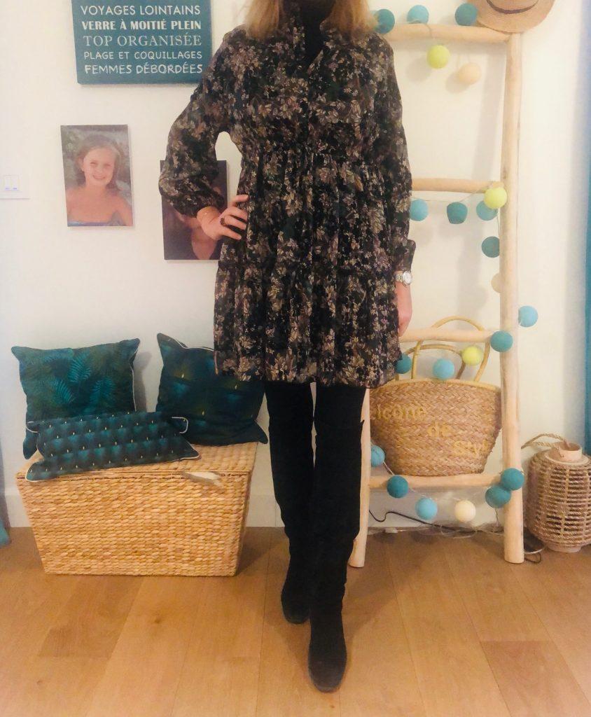 Robe légère - look Femmes Débordées