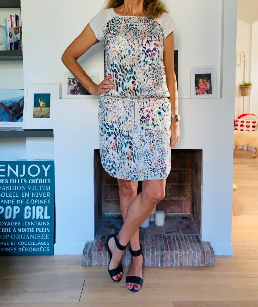 robe d'été - look Femmes Débordées
