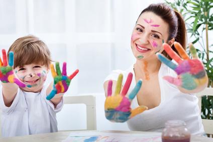 25 idées pour occuper les enfants avec 3 fois rien