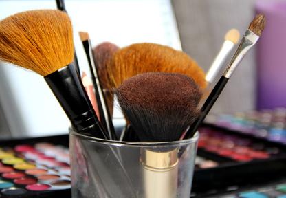 séance de maquillage - anniversaire ado - soirée filles