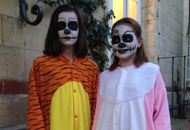 déguisement facile pour Halloween