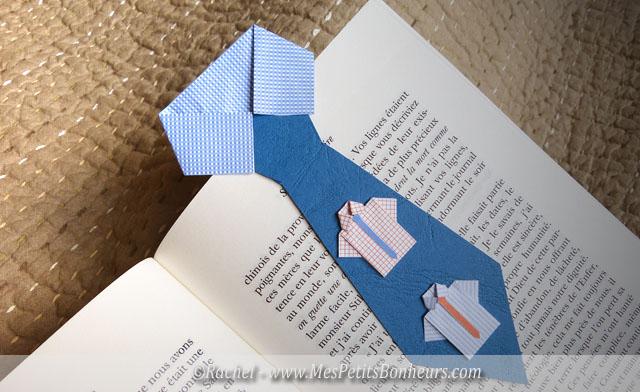 marque-page-cravate-fete-des-peres