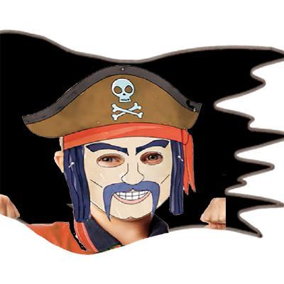 déguisement pirate fait-main
