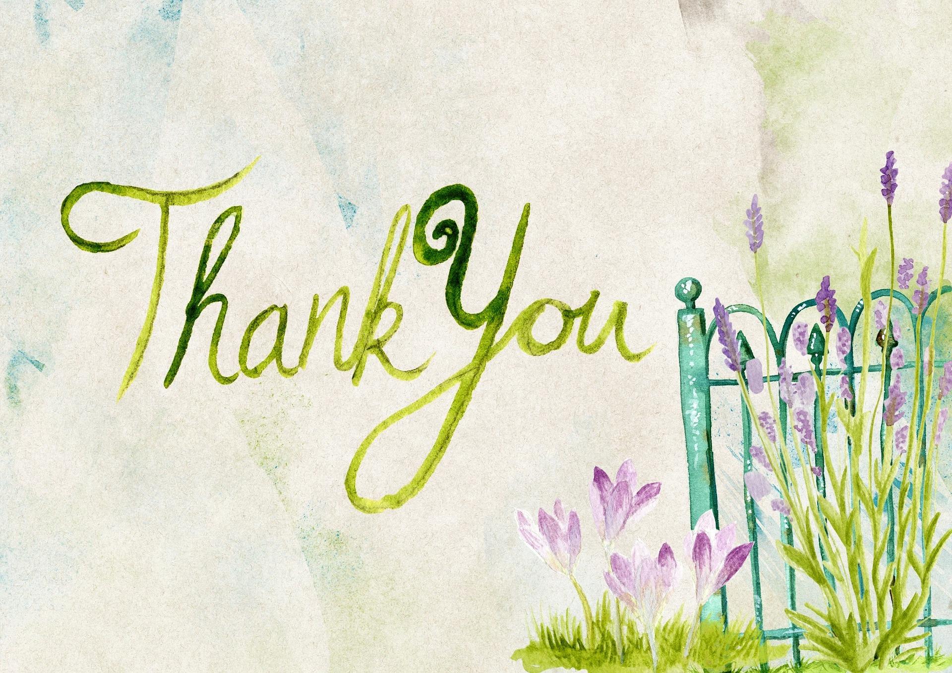 Comment remercier ses hôtes après avoir passé des vacances chez eux ?