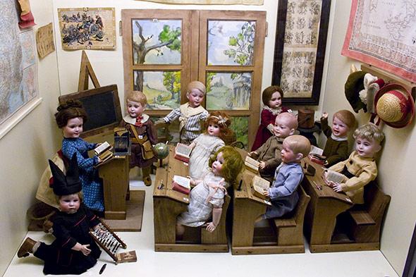Sorties pour les enfants à Paris en intérieur