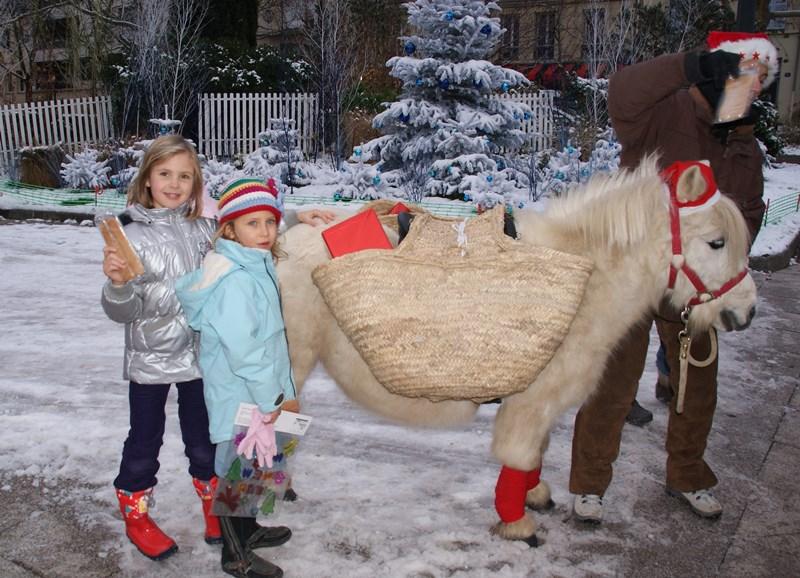 Magie de Noël: 7 trucs sympas à faire en ville en famille