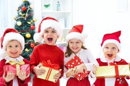 Ce que les enfants voient et surtout ne voient pas à Noël