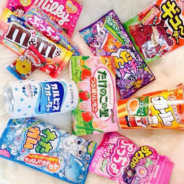 nourriture japonaise, idée cadeau swap