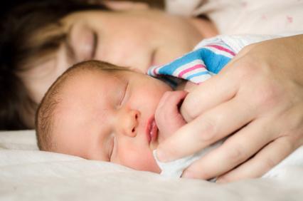 10 trucs pour se remettre de son accouchement