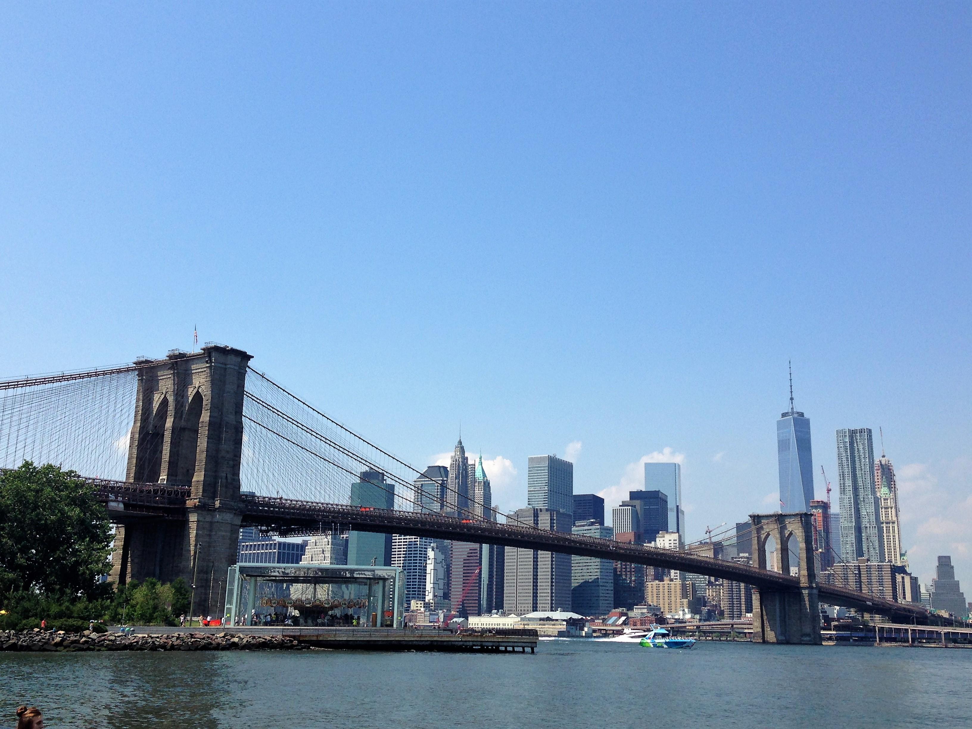 4 jours à New-York en famille - Brooklyn