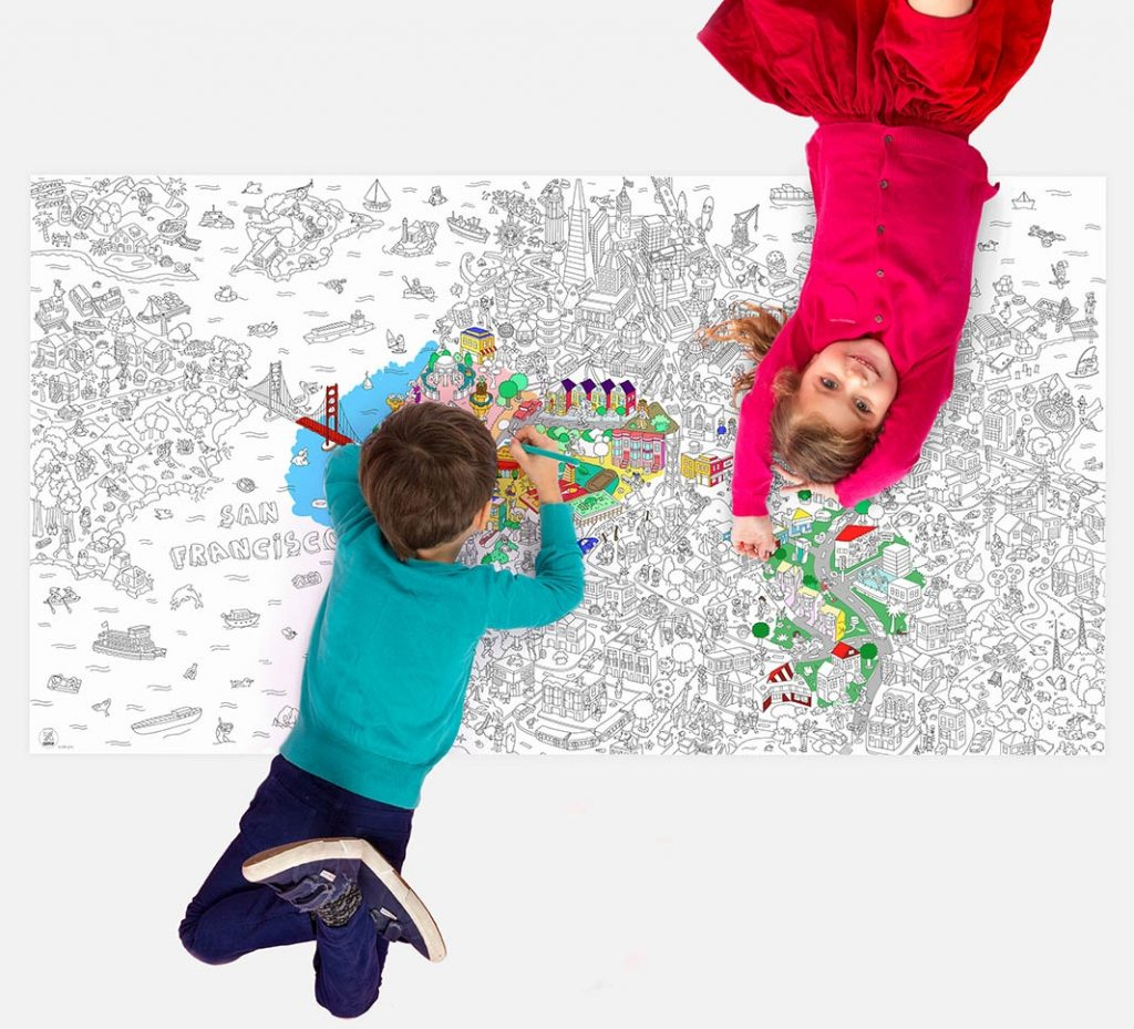 10 activités pour s'évader avec les enfants sans quitter la maison