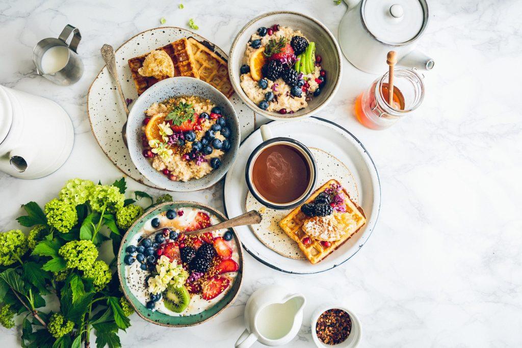 Petit-déjeuner équilibré pour tenir toute la matinée