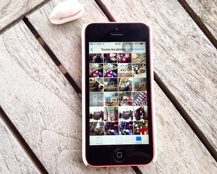 Se simplifier la vie en prenant des photos avec son portable