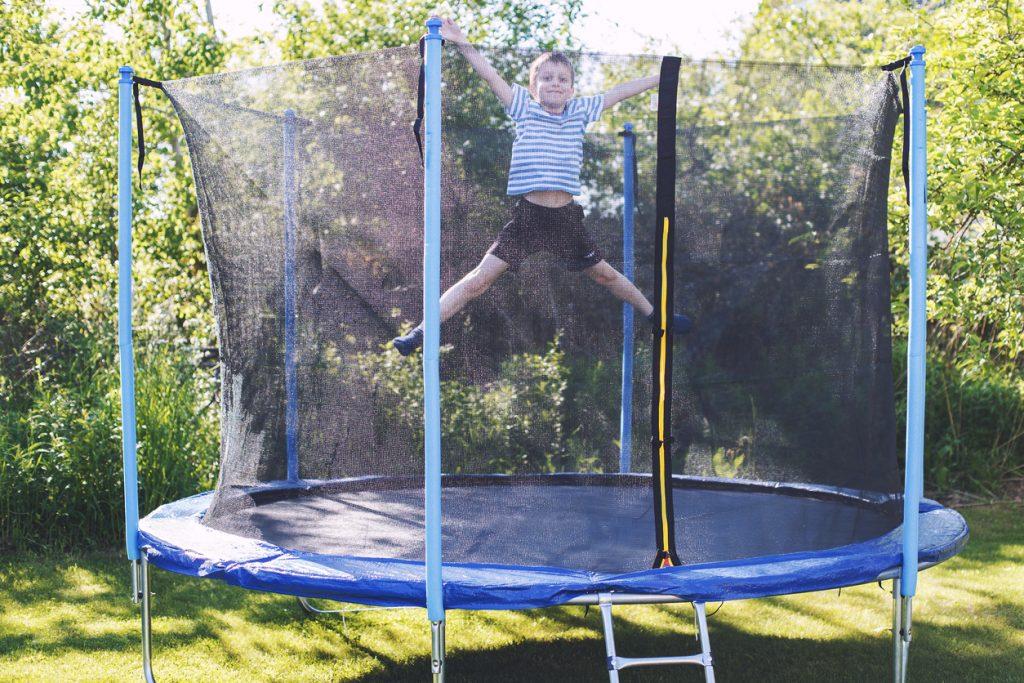 Comment choisir et installer son trampoline ?