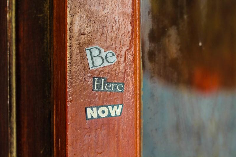 Pratiquer la pleine conscience quelques minutes chaque jour, pourquoi ça fait un bien fou ?