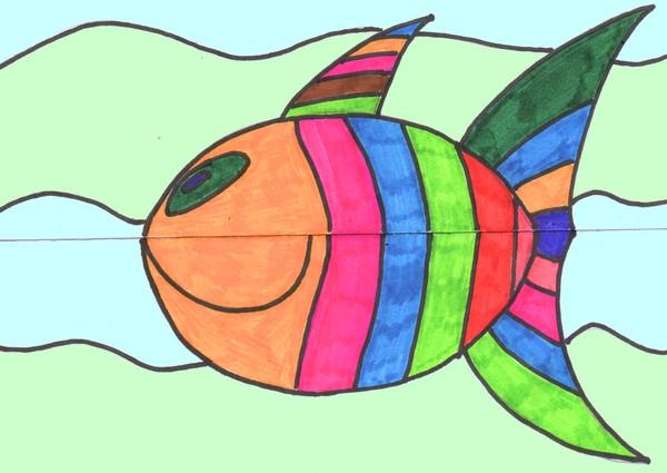 poisson d'avril gentil se transformera en vilain pirahana