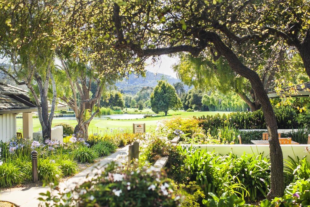 campagne vallée de Carmel Californie en famille