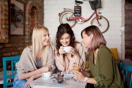 Cadeau pour femmes débordées: un moment entre copines