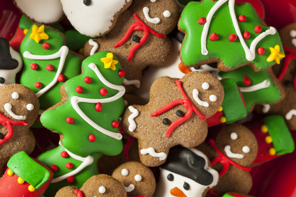 Atelier gâteaux de Noël avec les enfants