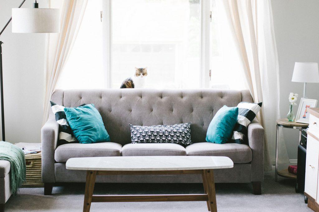 Rendre sa maison présentable avant l'arrivée des invités
