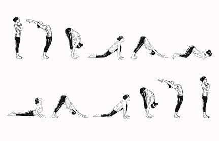 Pourquoi je suis devenue une adepte du yoga Vinyasa ?