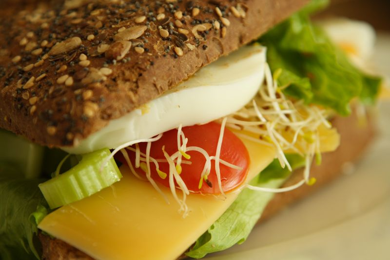 Repas rapides et équilibrés pour mon ado qui rentre déjeuner seul.