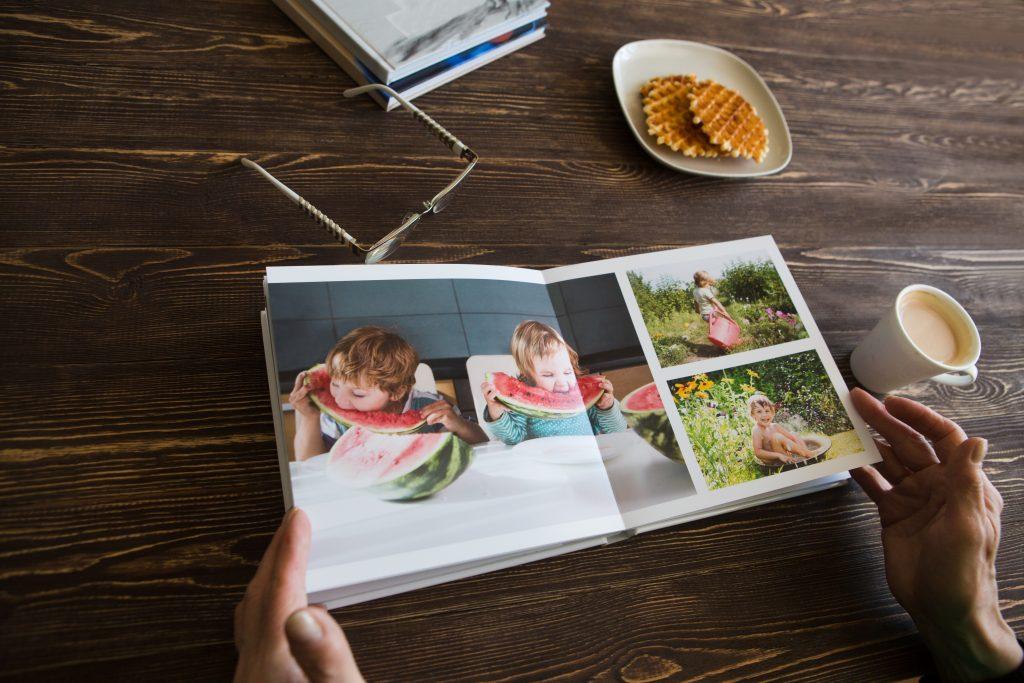 Le livre-photo des 10 ans de mon enfant