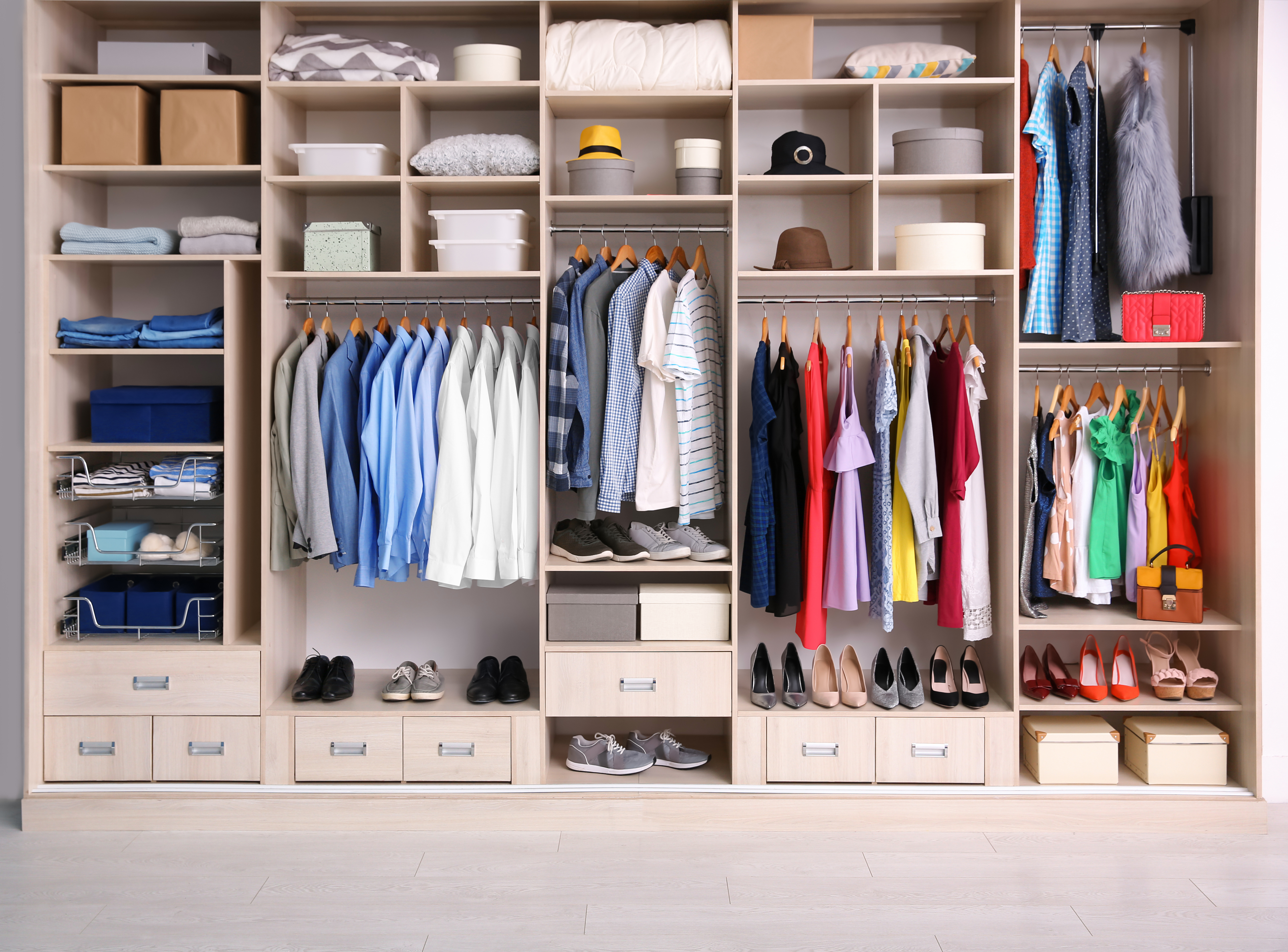 Comment bien ranger ses placards ou son dressing ?