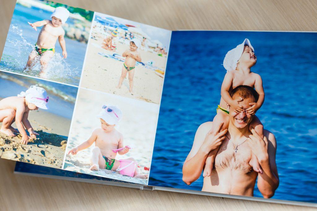5 astuces pour faire un beau livre photos de vacances