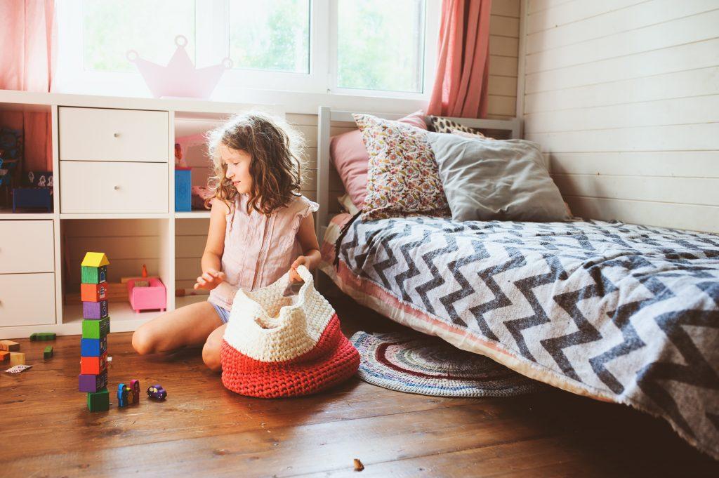 tâches domestiques des enfants
