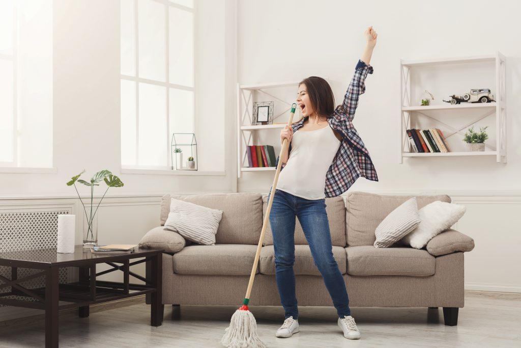 Comment rendre le ménage presque agréable ?