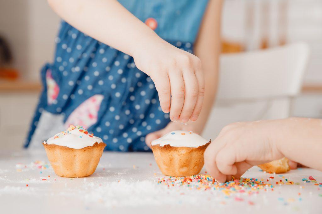 Anniversaire Cupcakes