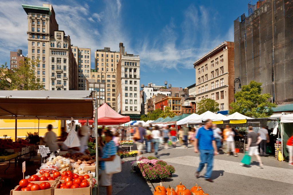 Greenmarket New-York