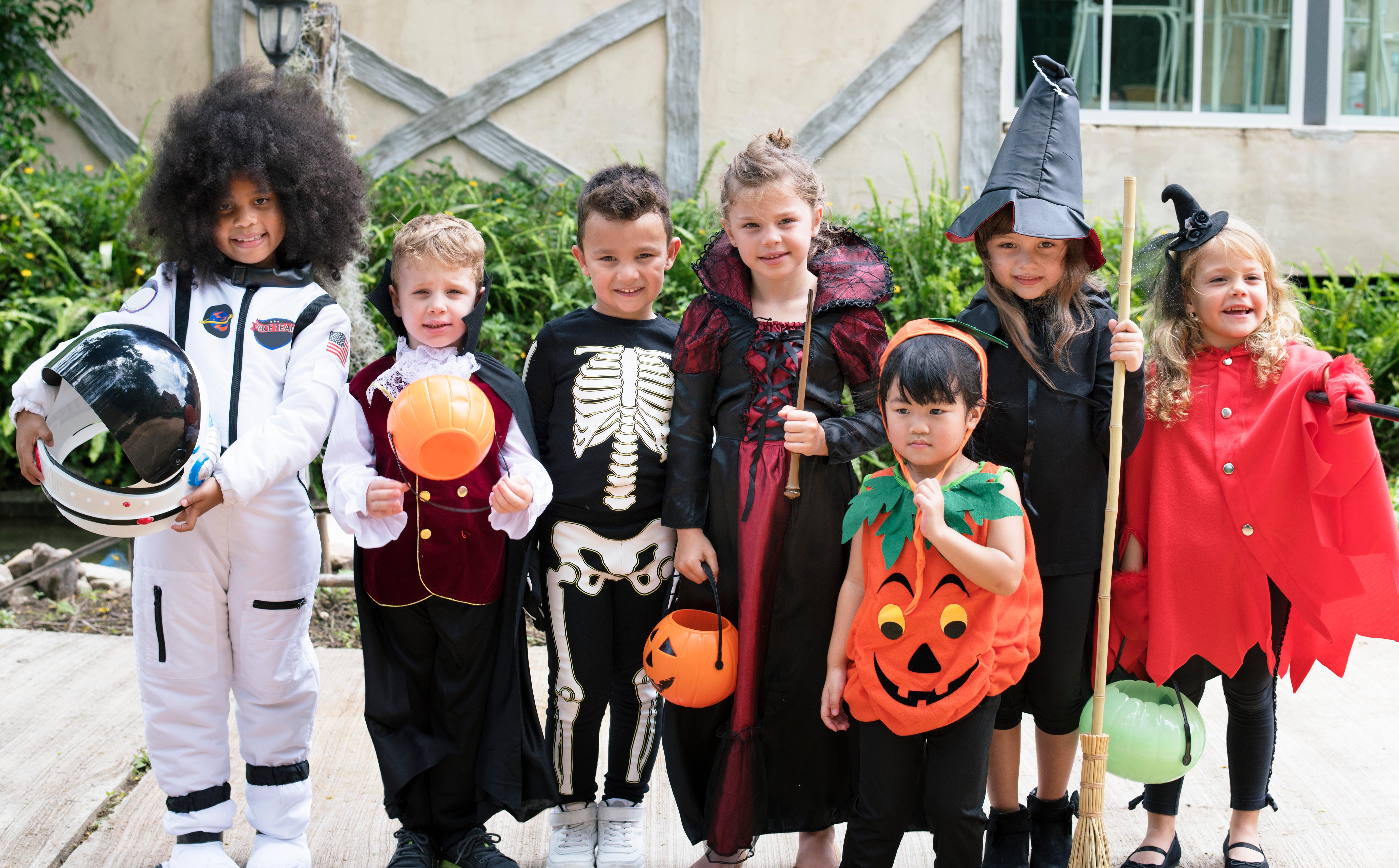 déguisements faciles pour Halloween