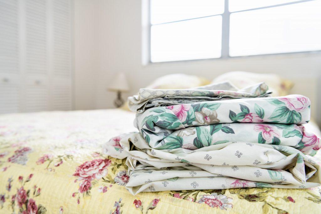 Comment ranger son linge de lit ?