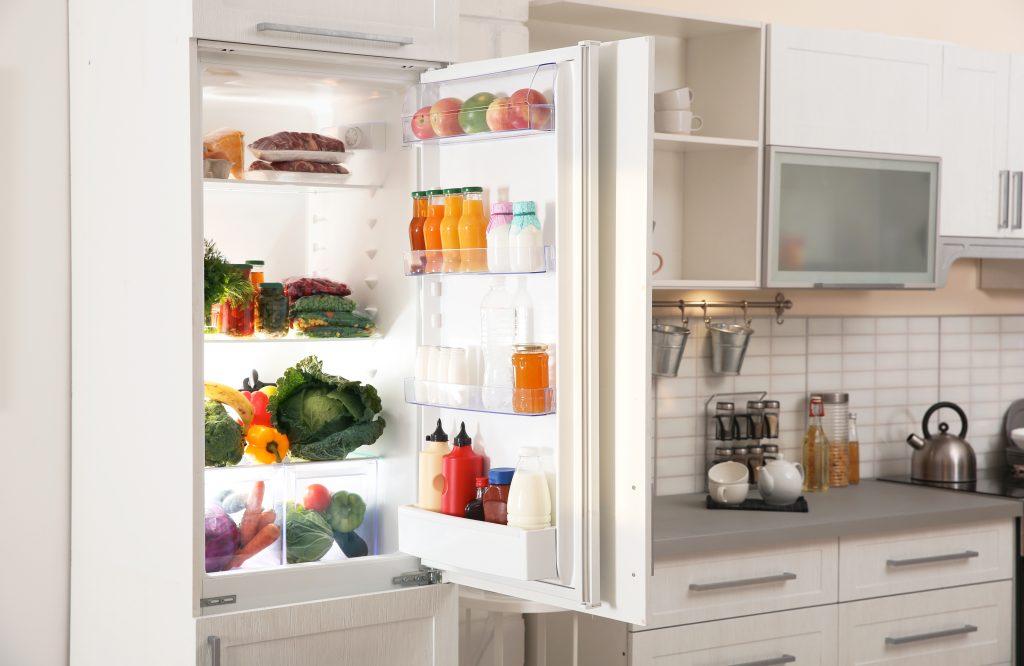 Un frigo toujours propre et bien rangé !