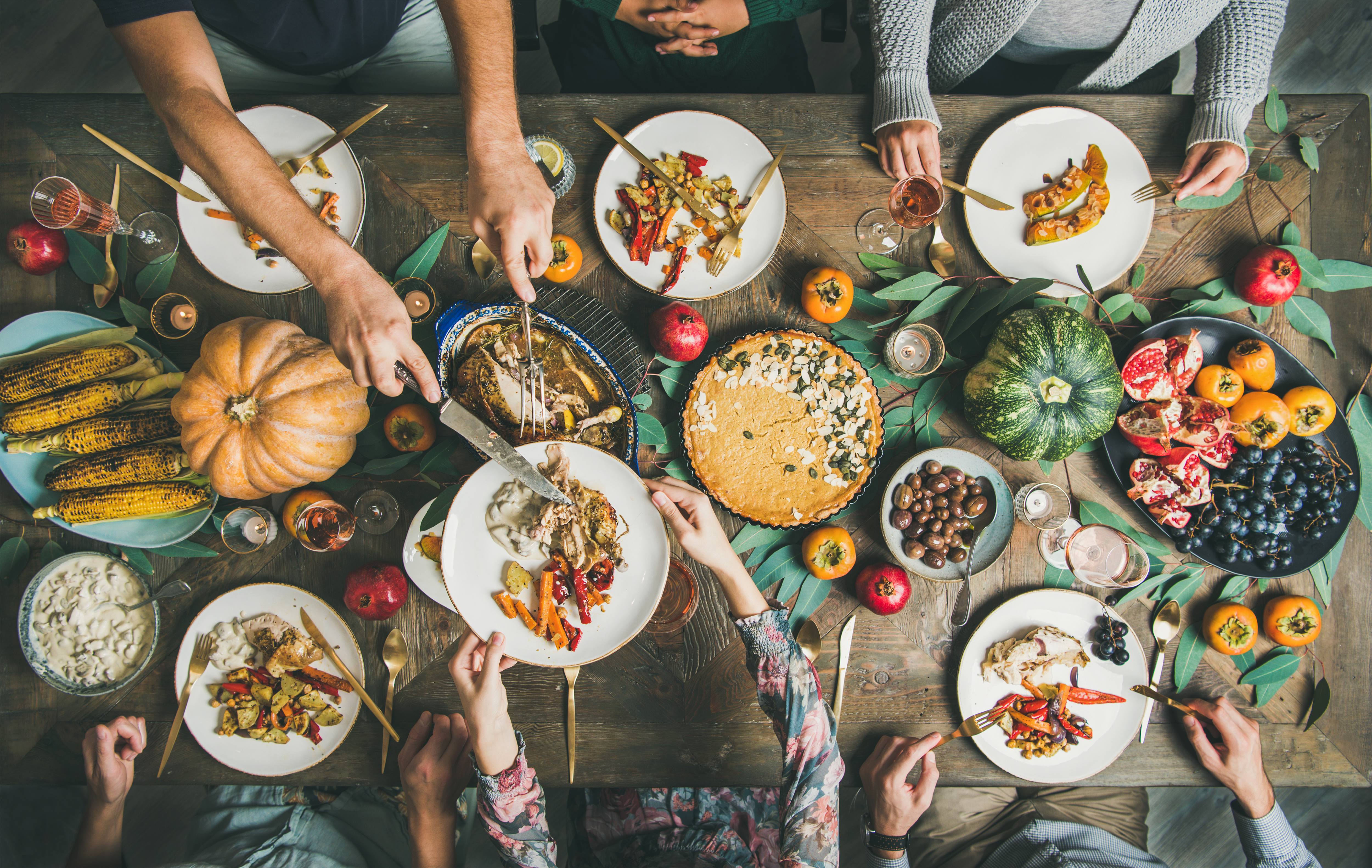 Recevoir ses amis à dîner sans se mettre la pression !
