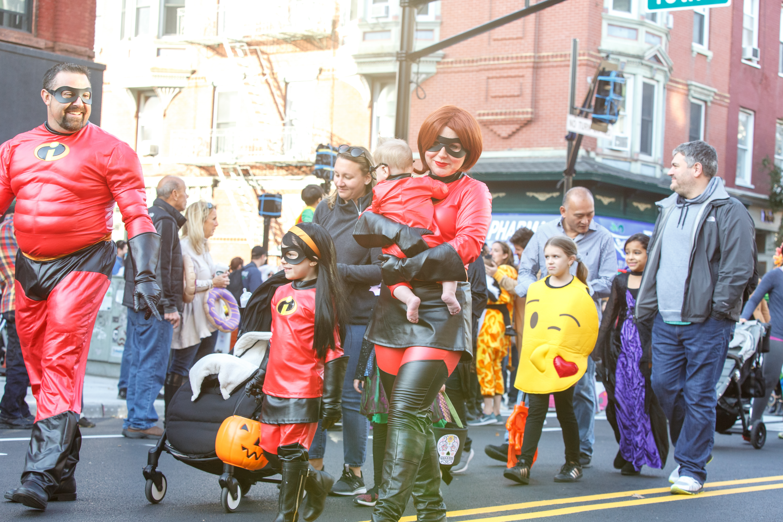Tradition Halloween aux Etats Unis