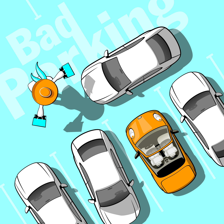 L'astuce infaillible pour retrouver sa voiture sur un parking