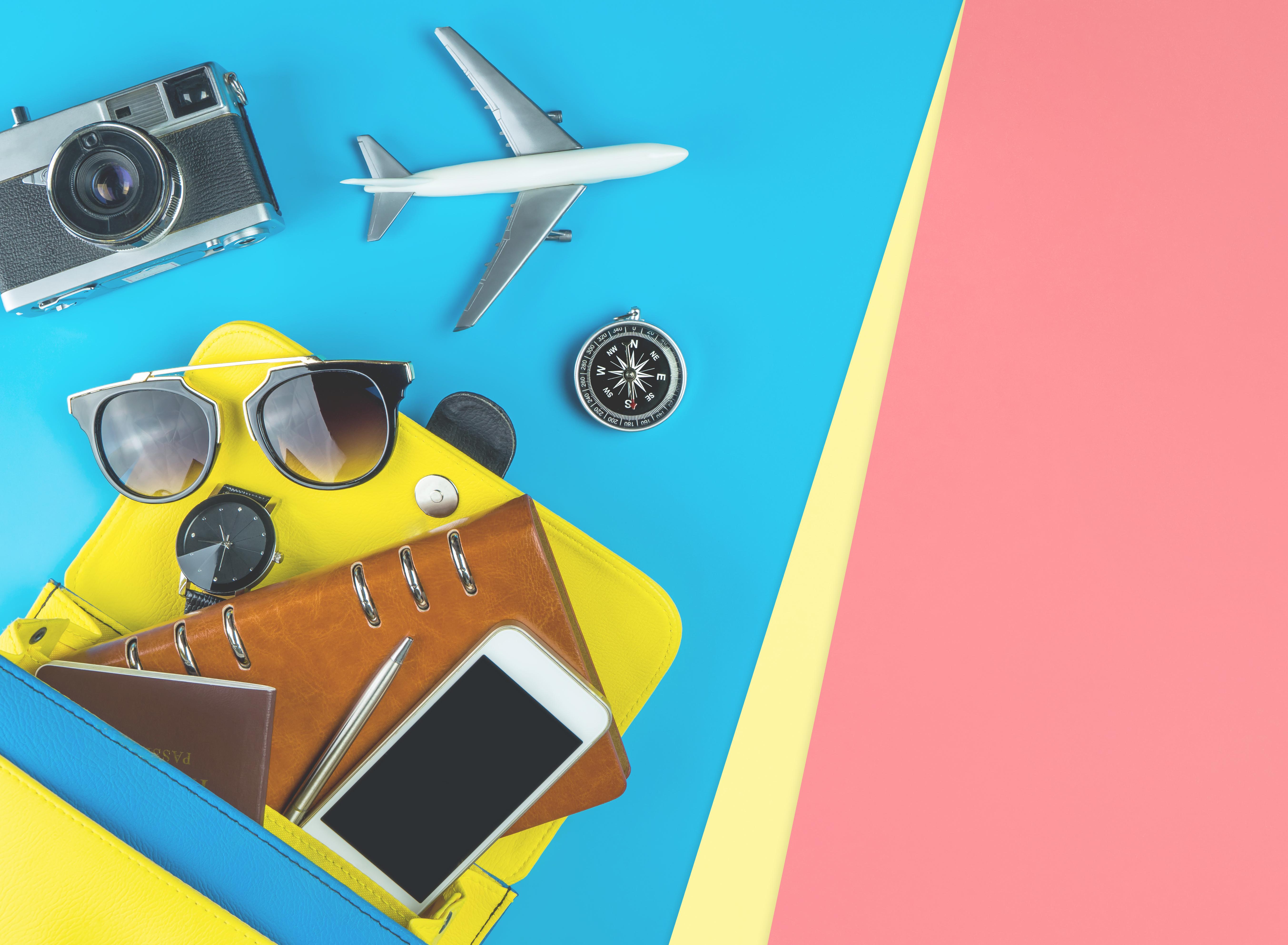 Que prendre dans mon bagage à main quand je pars en vacances ?