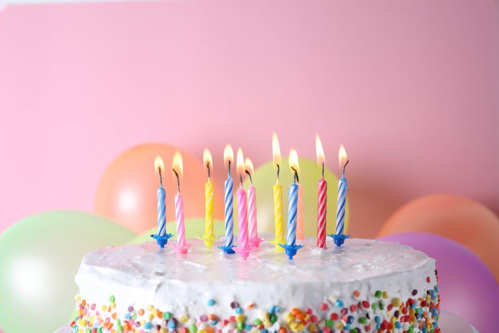 Un gâteau d'anniversaire que les enfants vont adorer