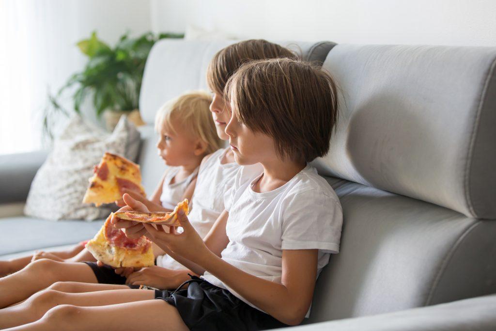 4 idées pour aménager son salon quand on a des enfants
