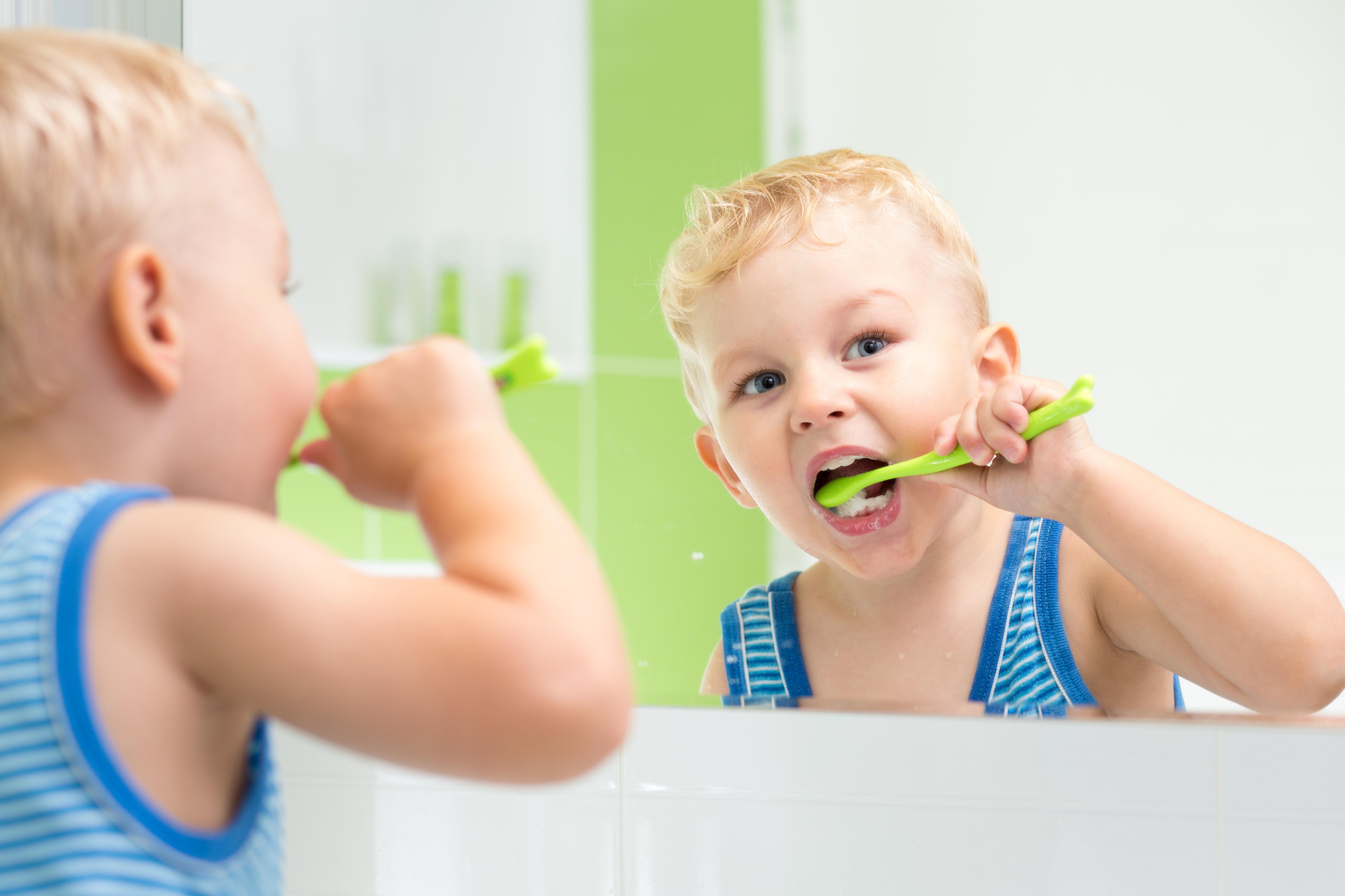 Les bonnes habitudes à enseigner aux enfants