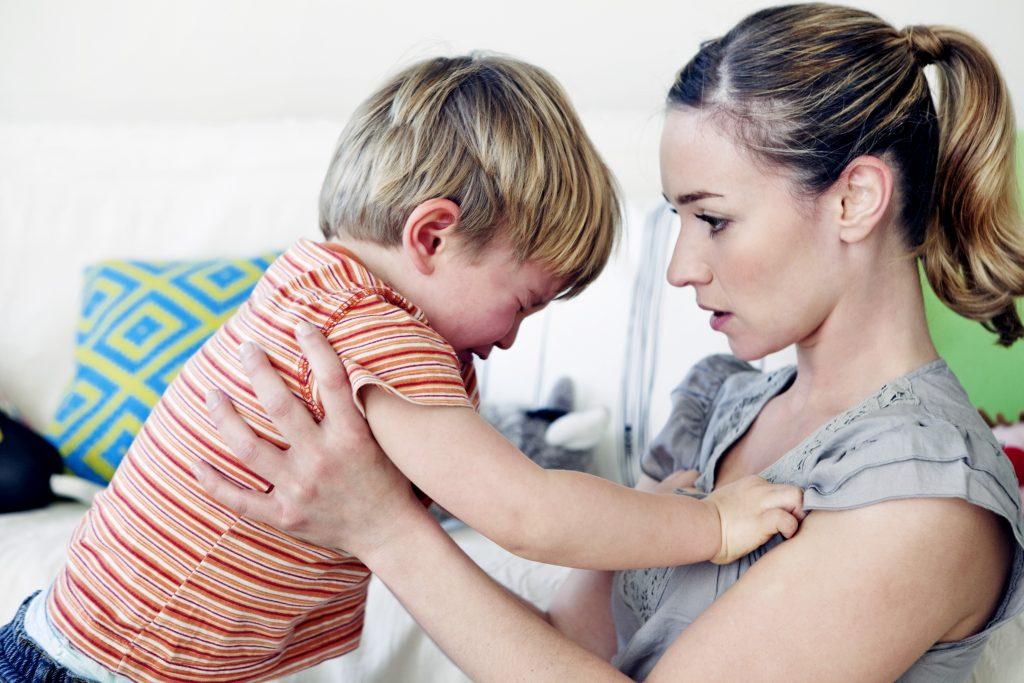 5 trucs pour gérer une colère d'enfant